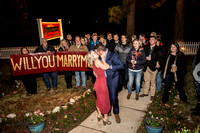 Clayton & Amy ~ The Proposal!  12-09-16